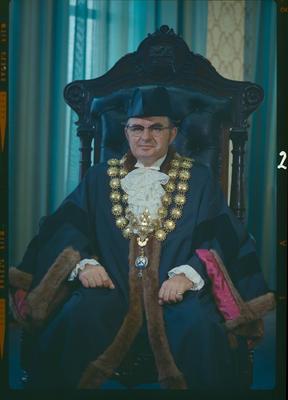 Negative: Mayor Neville Pickering