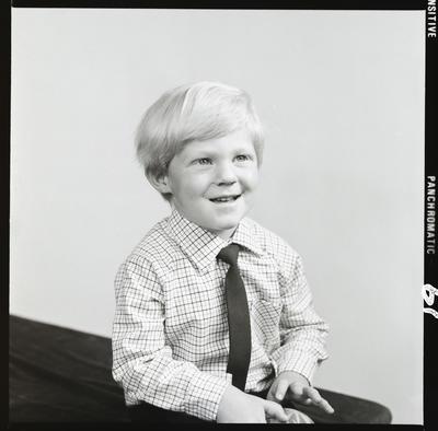 Negative: Mr Legren portrait