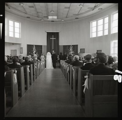 Negative: Payne-Martin wedding