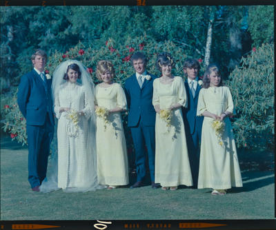 Negative: Perrin-Mooney wedding