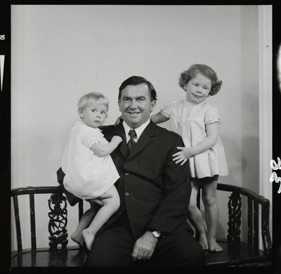 Negative: Mr G Pollock and his children