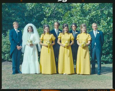 Negative: Kier-Tanner wedding