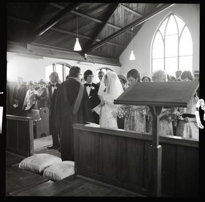 Negative: Rolton-Brown wedding