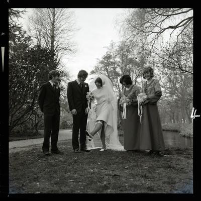 Negative: Scott-Wood wedding