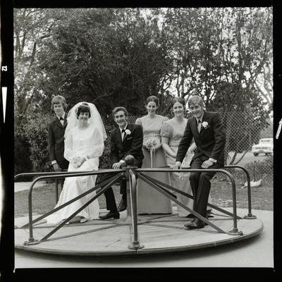 Negative: Wyatt-Smith wedding