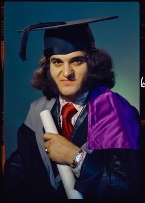 Negative: Mr P. Blades graduation