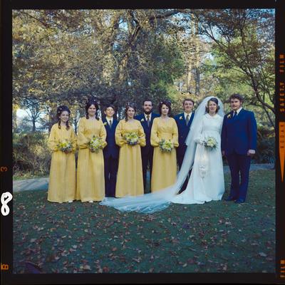 Negative: Botten-Bell wedding