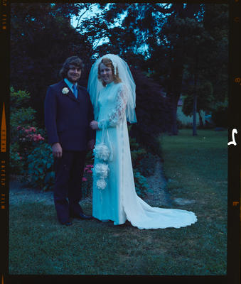 Negative: Gibbons-Sheppard wedding