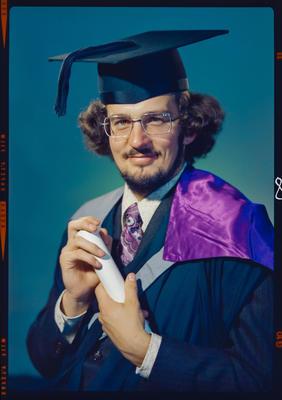 Negative: Mr B. Phythian graduation
