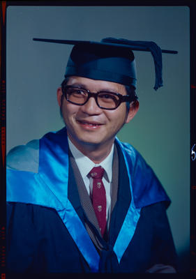 Negative: Mr M. S. Lim graduation