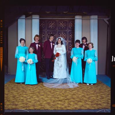 Negative: Struthridge-Mottram wedding