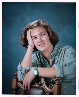 Negative: Lucy Riddiford Portrait