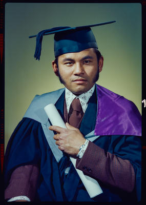 Negative: Mr Fauzi graduation