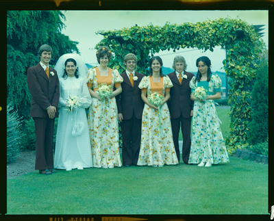 Negative: Moore-Pakau wedding