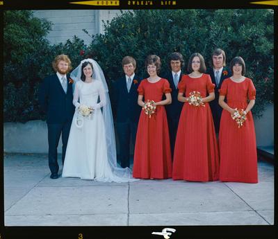 Negative: Murdock-McDermott wedding