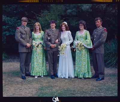 Negative: Pegg-Dehn wedding