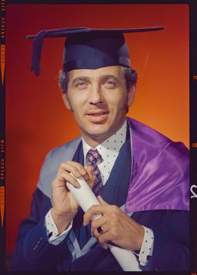 Negative: Mr Szabo graduation