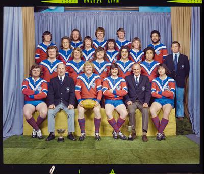 Negative: Sydenham Rugby League Seniors