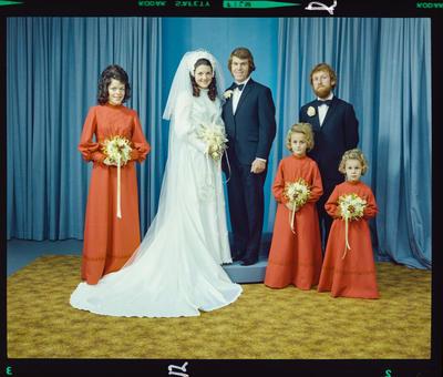 Negative: Williams-McGregor wedding
