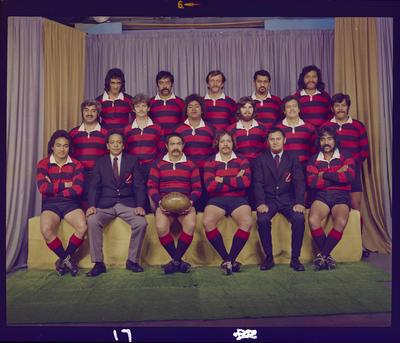 Negative: Christchurch Transport Rugby Team