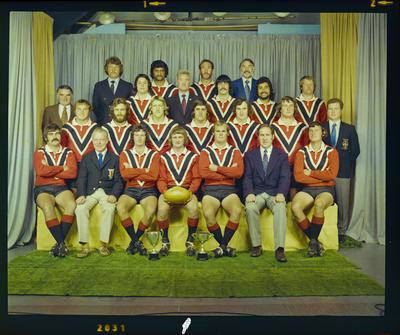 Negative: Canterbury Rugby League team