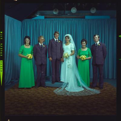 Negative: Collins-Radcliffe wedding