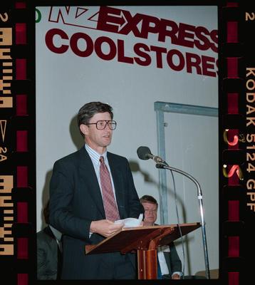 Negative: NZ Express International Grand Opening