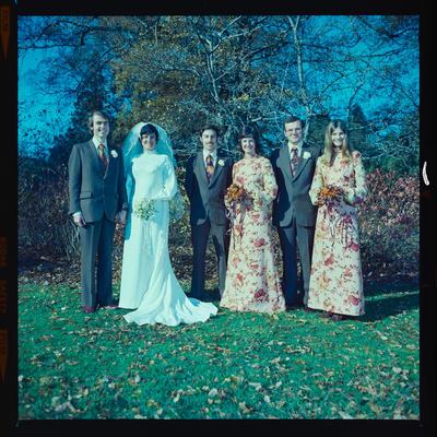 Negative: Garton-Morrison wedding