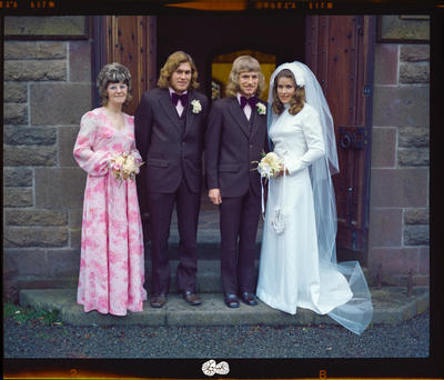 Negative: Fowler-Black wedding