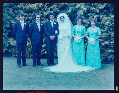 Negative: Irwin-Legg wedding