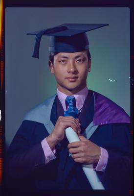 Negative: Mr Kling Kuok Woi graduation