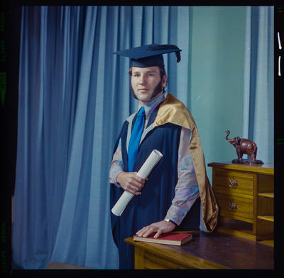Negative: Mr G. S. Martin graduation