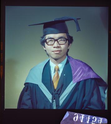 Negative: Mr Neoh graduation