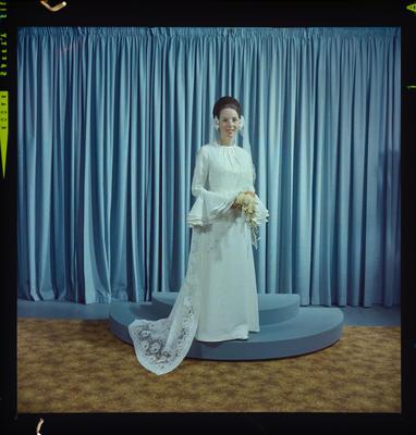 Negative: Mrs McIvor bride