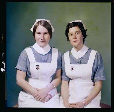 Negative: Miss Black And Unnamed Woman Nurses