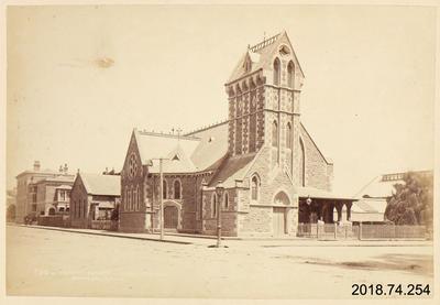 Photograph: Trinity Church, Christchurch
