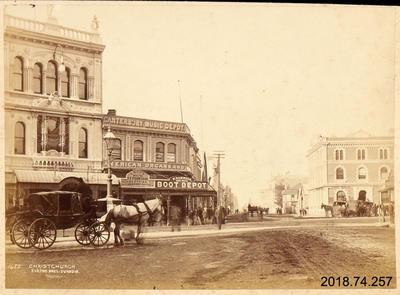 Photograph: Christchurch