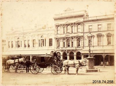 Photograph: High Street, Christchurch