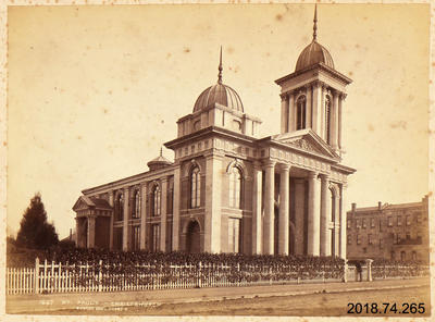 Photograph: St Paul's Christchurch