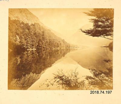 Photograph: Rere Lake
