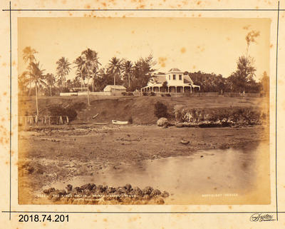 Photograph: The King's Palace, Neiafu Vavau, Tonga