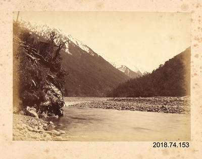 Photograph: Bealey River (First Ford) West Coast Road