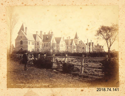 Photograph: Sunnyside Asylum, Christchurch