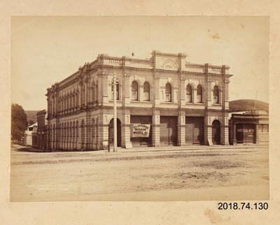 Photograph: Oamaru Public Hall