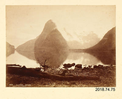 Photograph: Milford Sound