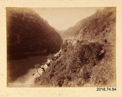 Photograph: Manuwatu Gorge
