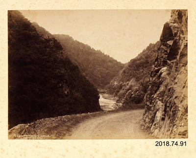 Photograph: Manuwatu Gorge