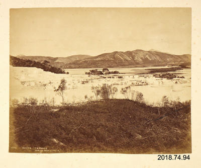 Photograph: White Terrace
