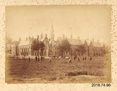 Photograph: Normal School Christchurch