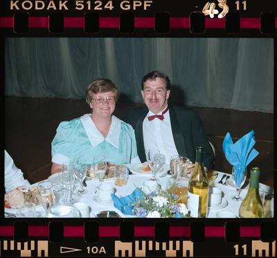 Negative: Peat Marwick Mitchell Ball 1990